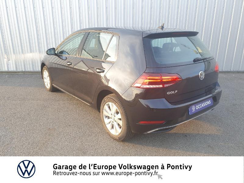Photo 3 de l'offre de VOLKSWAGEN Golf 1.6 TDI 115ch FAP Confortline Business 5p à 16490€ chez Garage de L'Europe - Volkswagen Pontivy