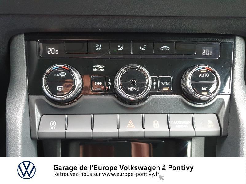 Photo 17 de l'offre de SKODA Karoq 2.0 TDI 150ch SCR Business 4x4 DSG à 25490€ chez Garage de L'Europe - Volkswagen Pontivy