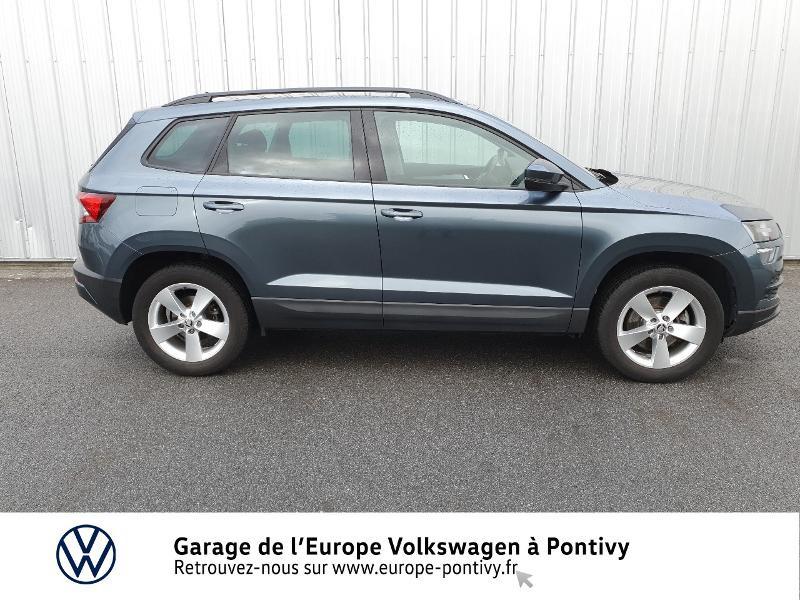 Photo 4 de l'offre de SKODA Karoq 2.0 TDI 150ch SCR Business 4x4 DSG à 25490€ chez Garage de L'Europe - Volkswagen Pontivy