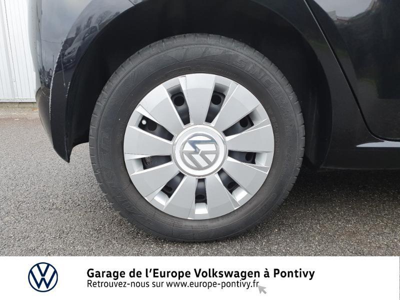 Photo 14 de l'offre de VOLKSWAGEN up! 1.0 60ch BlueMotion Technology Move up! 5p à 8480€ chez Garage de L'Europe - Volkswagen Pontivy