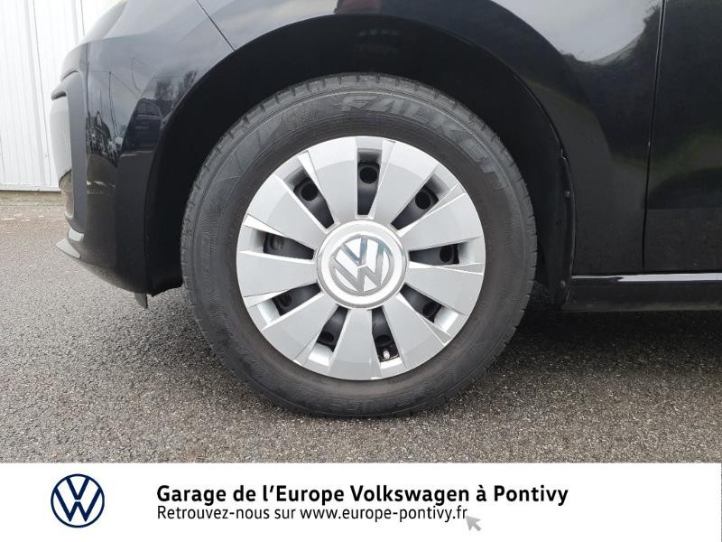 Photo 16 de l'offre de VOLKSWAGEN up! 1.0 60ch BlueMotion Technology Move up! 5p à 8480€ chez Garage de L'Europe - Volkswagen Pontivy