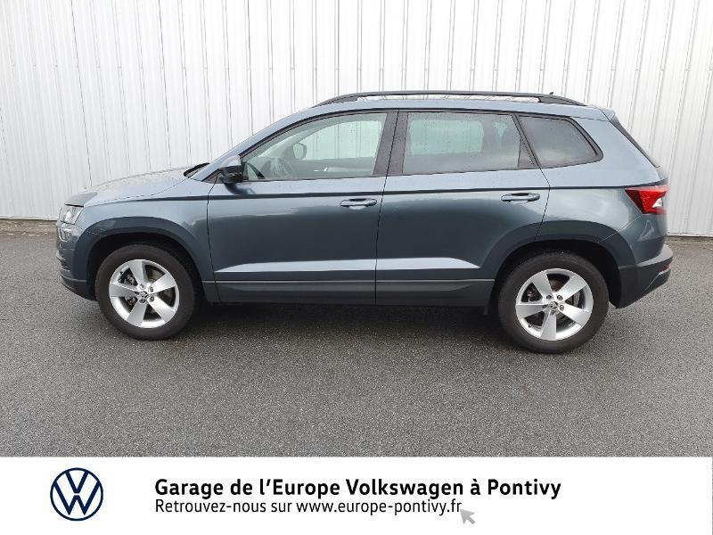 Photo 2 de l'offre de SKODA Karoq 2.0 TDI 150ch SCR Business 4x4 DSG à 25490€ chez Garage de L'Europe - Volkswagen Pontivy