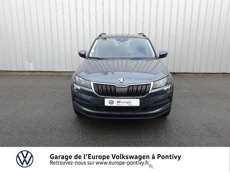 Photo 5 de l'offre de SKODA Karoq 2.0 TDI 150ch SCR Business 4x4 DSG à 25490€ chez Garage de L'Europe - Volkswagen Pontivy