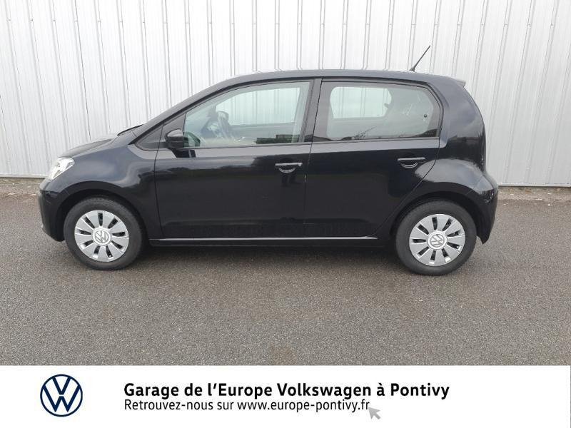 Photo 2 de l'offre de VOLKSWAGEN up! 1.0 60ch BlueMotion Technology Move up! 5p à 8480€ chez Garage de L'Europe - Volkswagen Pontivy