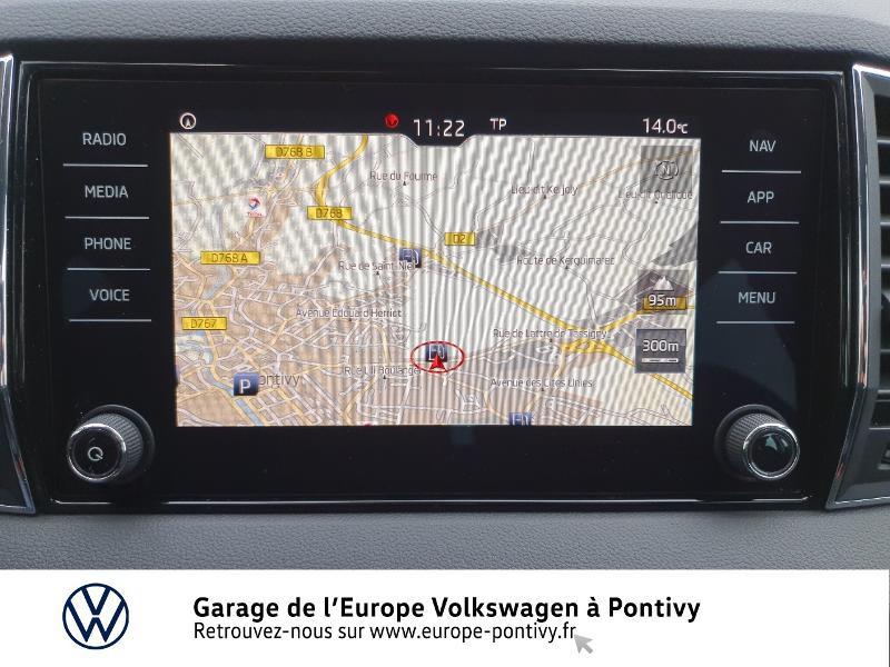 Photo 8 de l'offre de SKODA Karoq 2.0 TDI 150ch SCR Business 4x4 DSG à 25490€ chez Garage de L'Europe - Volkswagen Pontivy