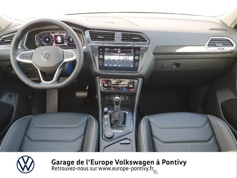 Photo 6 de l'offre de VOLKSWAGEN Tiguan 2.0 TDI 200ch Elegance 4Motion DSG7 à 46900€ chez Garage de L'Europe - Volkswagen Pontivy