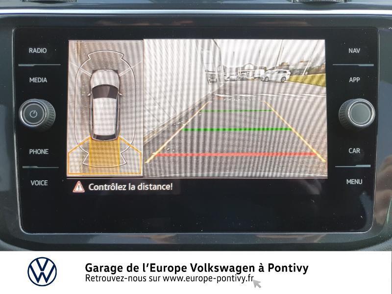 Photo 17 de l'offre de VOLKSWAGEN Tiguan 2.0 TDI 200ch Elegance 4Motion DSG7 à 46900€ chez Garage de L'Europe - Volkswagen Pontivy
