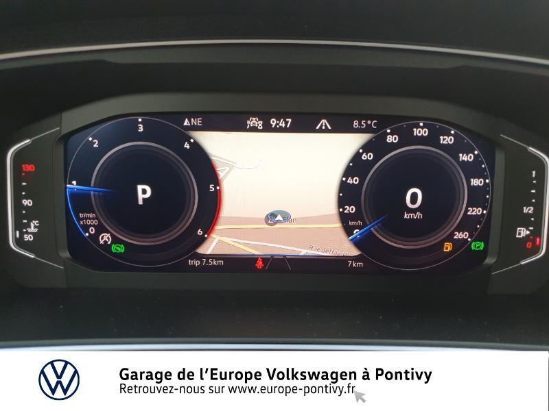 Photo 9 de l'offre de VOLKSWAGEN Tiguan 2.0 TDI 200ch Elegance 4Motion DSG7 à 46900€ chez Garage de L'Europe - Volkswagen Pontivy