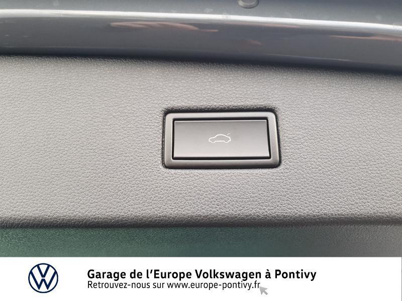 Photo 20 de l'offre de VOLKSWAGEN Tiguan 2.0 TDI 200ch Elegance 4Motion DSG7 à 46900€ chez Garage de L'Europe - Volkswagen Pontivy