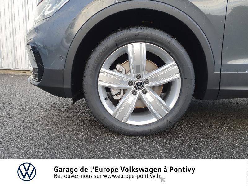 Photo 16 de l'offre de VOLKSWAGEN Tiguan 2.0 TDI 200ch Elegance 4Motion DSG7 à 46900€ chez Garage de L'Europe - Volkswagen Pontivy
