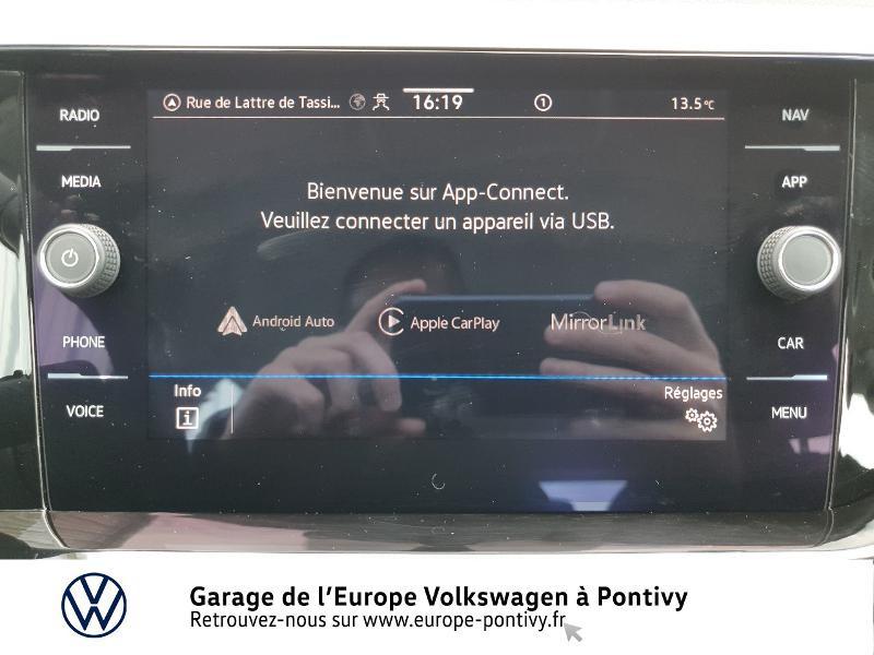 Photo 19 de l'offre de VOLKSWAGEN Polo 1.0 TSI 95ch Lounge Business Euro6d-T à 16990€ chez Garage de L'Europe - Volkswagen Pontivy