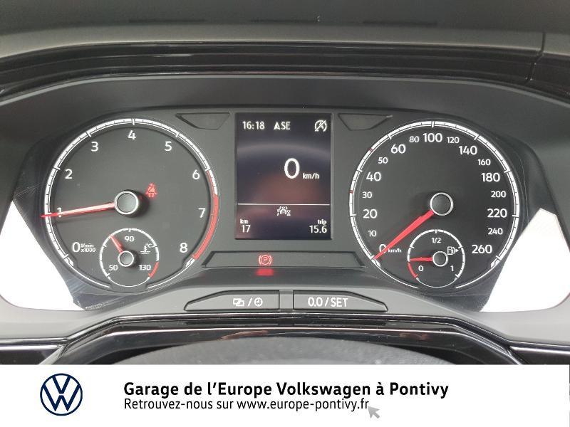Photo 9 de l'offre de VOLKSWAGEN Polo 1.0 TSI 95ch Lounge Business Euro6d-T à 16990€ chez Garage de L'Europe - Volkswagen Pontivy