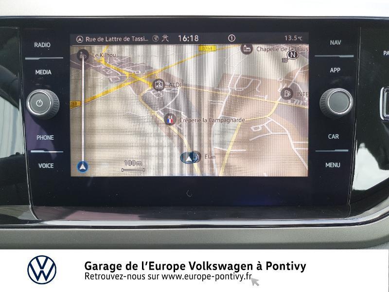 Photo 8 de l'offre de VOLKSWAGEN Polo 1.0 TSI 95ch Lounge Business Euro6d-T à 16990€ chez Garage de L'Europe - Volkswagen Pontivy