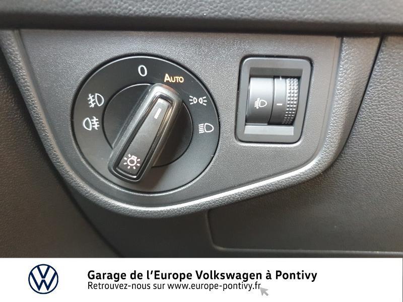 Photo 20 de l'offre de VOLKSWAGEN Polo 1.0 TSI 95ch Lounge Business Euro6d-T à 16990€ chez Garage de L'Europe - Volkswagen Pontivy