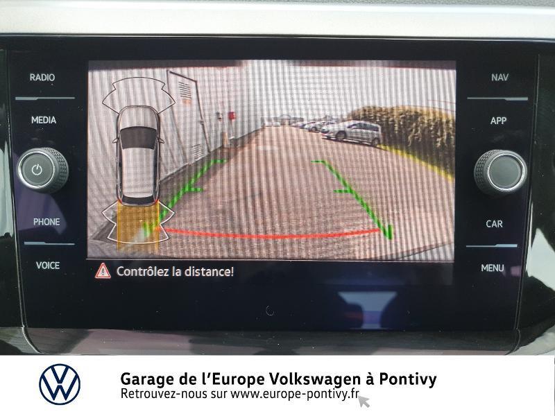 Photo 18 de l'offre de VOLKSWAGEN Polo 1.0 TSI 95ch Lounge Business Euro6d-T à 16990€ chez Garage de L'Europe - Volkswagen Pontivy