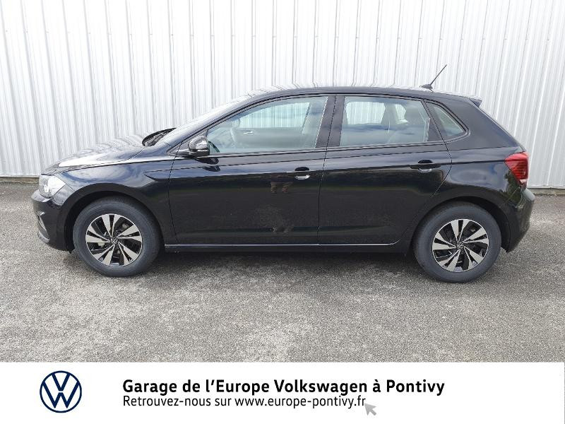 Photo 2 de l'offre de VOLKSWAGEN Polo 1.0 TSI 95ch Lounge Business Euro6d-T à 16990€ chez Garage de L'Europe - Volkswagen Pontivy