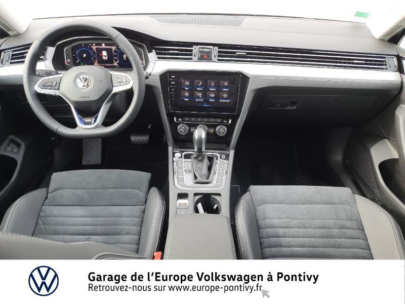 Photo 6 de l'offre de VOLKSWAGEN Passat 1.4 TSI 218ch Hybride Rechargeable GTE DSG6 à 33990€ chez Garage de L'Europe - Volkswagen Pontivy