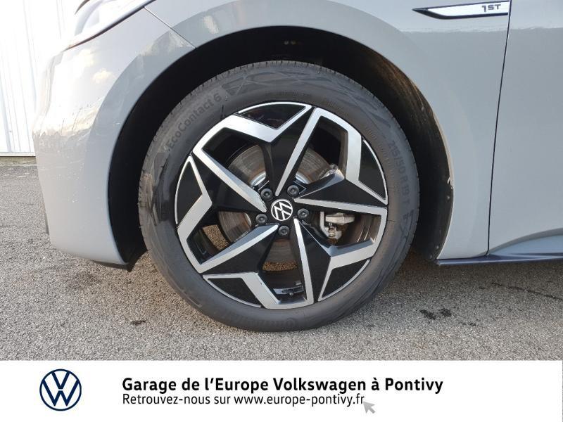 Photo 16 de l'offre de VOLKSWAGEN ID.3 204ch 1st Plus à 37990€ chez Garage de L'Europe - Volkswagen Pontivy