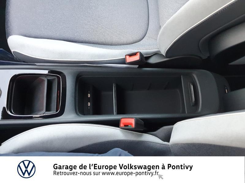Photo 19 de l'offre de VOLKSWAGEN ID.3 204ch 1st Plus à 37990€ chez Garage de L'Europe - Volkswagen Pontivy
