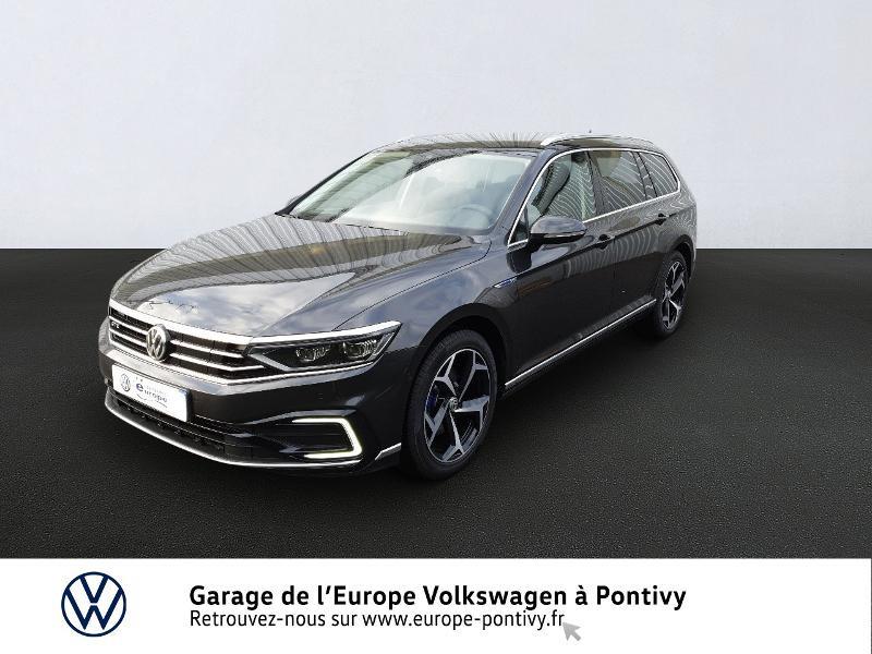 Volkswagen Passat SW 1.4 TSI 218ch Hybride Rechargeable GTE DSG6 Hybride GRIS MANGANESE Occasion à vendre