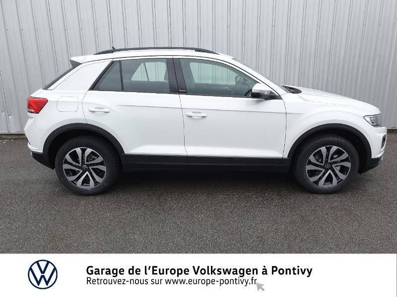 Photo 4 de l'offre de VOLKSWAGEN T-Roc 2.0 TDI 115ch Active S&S à 28990€ chez Garage de L'Europe - Volkswagen Pontivy