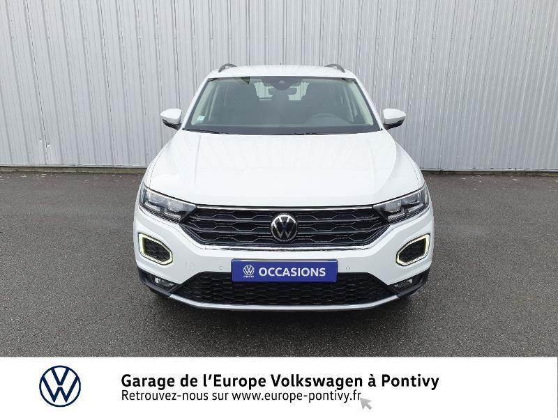 Photo 5 de l'offre de VOLKSWAGEN T-Roc 2.0 TDI 115ch Active S&S à 28990€ chez Garage de L'Europe - Volkswagen Pontivy
