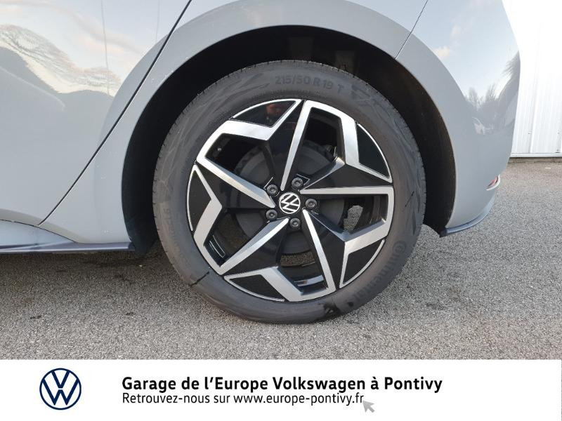 Photo 15 de l'offre de VOLKSWAGEN ID.3 204ch 1st Plus à 37990€ chez Garage de L'Europe - Volkswagen Pontivy