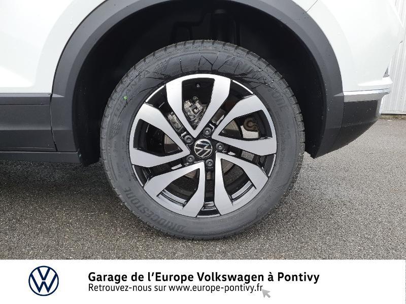 Photo 15 de l'offre de VOLKSWAGEN T-Roc 2.0 TDI 115ch Active S&S à 28990€ chez Garage de L'Europe - Volkswagen Pontivy