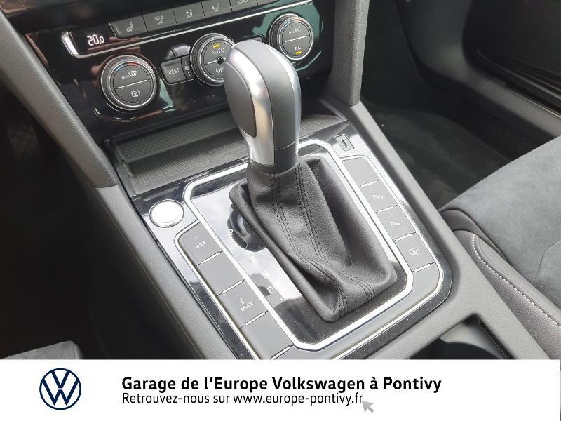 Photo 10 de l'offre de VOLKSWAGEN Passat 1.4 TSI 218ch Hybride Rechargeable GTE DSG6 à 33990€ chez Garage de L'Europe - Volkswagen Pontivy