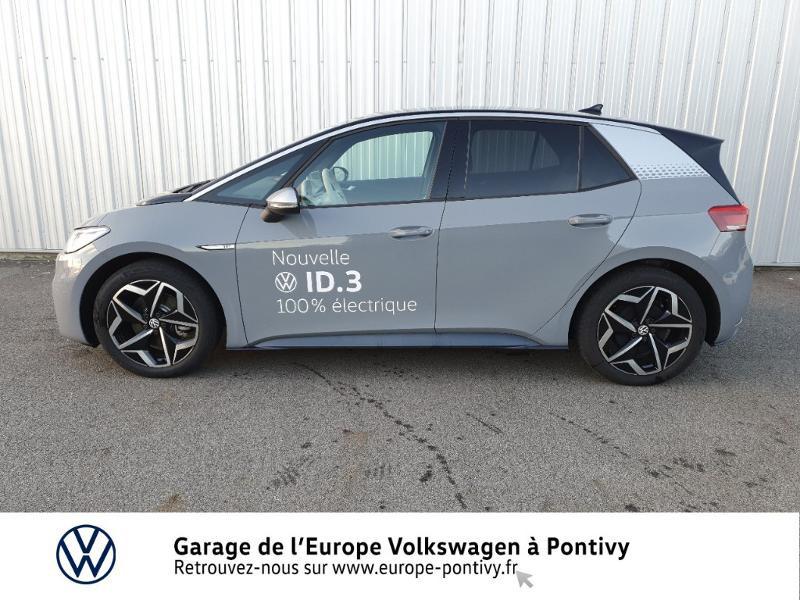 Photo 2 de l'offre de VOLKSWAGEN ID.3 204ch 1st Plus à 37990€ chez Garage de L'Europe - Volkswagen Pontivy