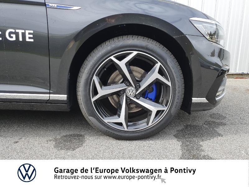 Photo 13 de l'offre de VOLKSWAGEN Passat 1.4 TSI 218ch Hybride Rechargeable GTE DSG6 à 33990€ chez Garage de L'Europe - Volkswagen Pontivy