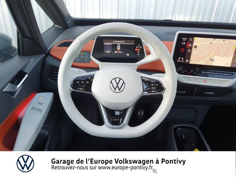 Photo 7 de l'offre de VOLKSWAGEN ID.3 204ch 1st Plus à 37990€ chez Garage de L'Europe - Volkswagen Pontivy