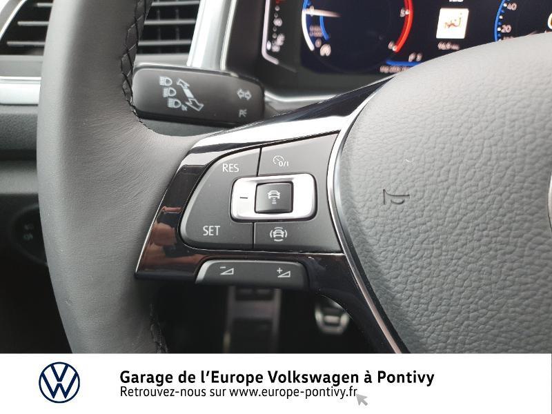 Photo 19 de l'offre de VOLKSWAGEN T-Roc 2.0 TDI 115ch Active S&S à 28990€ chez Garage de L'Europe - Volkswagen Pontivy