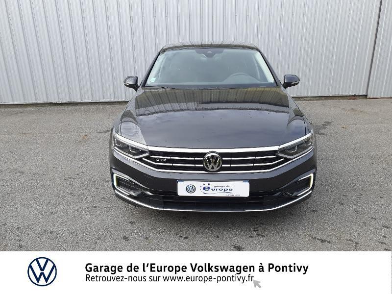 Photo 5 de l'offre de VOLKSWAGEN Passat 1.4 TSI 218ch Hybride Rechargeable GTE DSG6 à 33990€ chez Garage de L'Europe - Volkswagen Pontivy