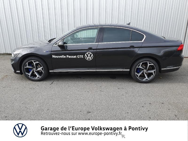 Photo 2 de l'offre de VOLKSWAGEN Passat 1.4 TSI 218ch Hybride Rechargeable GTE DSG6 à 33990€ chez Garage de L'Europe - Volkswagen Pontivy