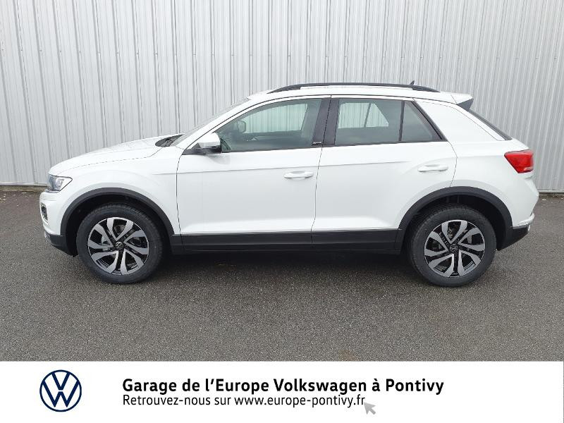 Photo 2 de l'offre de VOLKSWAGEN T-Roc 2.0 TDI 115ch Active S&S à 28990€ chez Garage de L'Europe - Volkswagen Pontivy
