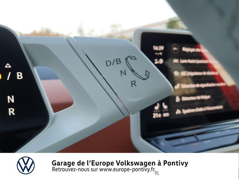 Photo 10 de l'offre de VOLKSWAGEN ID.3 204ch 1st Plus à 37990€ chez Garage de L'Europe - Volkswagen Pontivy