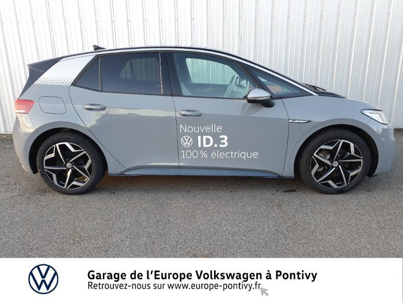 Photo 4 de l'offre de VOLKSWAGEN ID.3 204ch 1st Plus à 37990€ chez Garage de L'Europe - Volkswagen Pontivy