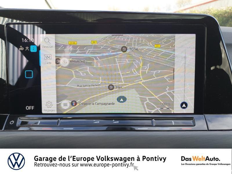 Photo 8 de l'offre de VOLKSWAGEN Golf 2.0 TDI SCR 150ch Style 1st DSG7 à 35755€ chez Garage de L'Europe - Volkswagen Pontivy