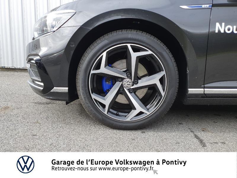 Photo 16 de l'offre de VOLKSWAGEN Passat 1.4 TSI 218ch Hybride Rechargeable GTE DSG6 à 33990€ chez Garage de L'Europe - Volkswagen Pontivy