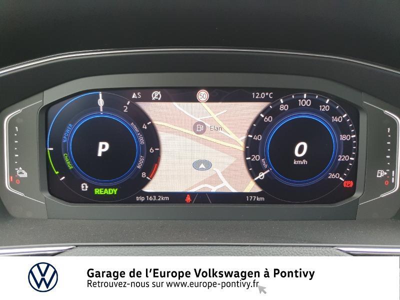 Photo 9 de l'offre de VOLKSWAGEN Passat 1.4 TSI 218ch Hybride Rechargeable GTE DSG6 à 33990€ chez Garage de L'Europe - Volkswagen Pontivy