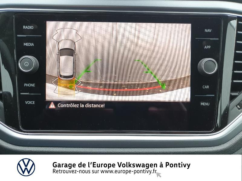 Photo 18 de l'offre de VOLKSWAGEN T-Roc 2.0 TDI 115ch Active S&S à 28990€ chez Garage de L'Europe - Volkswagen Pontivy