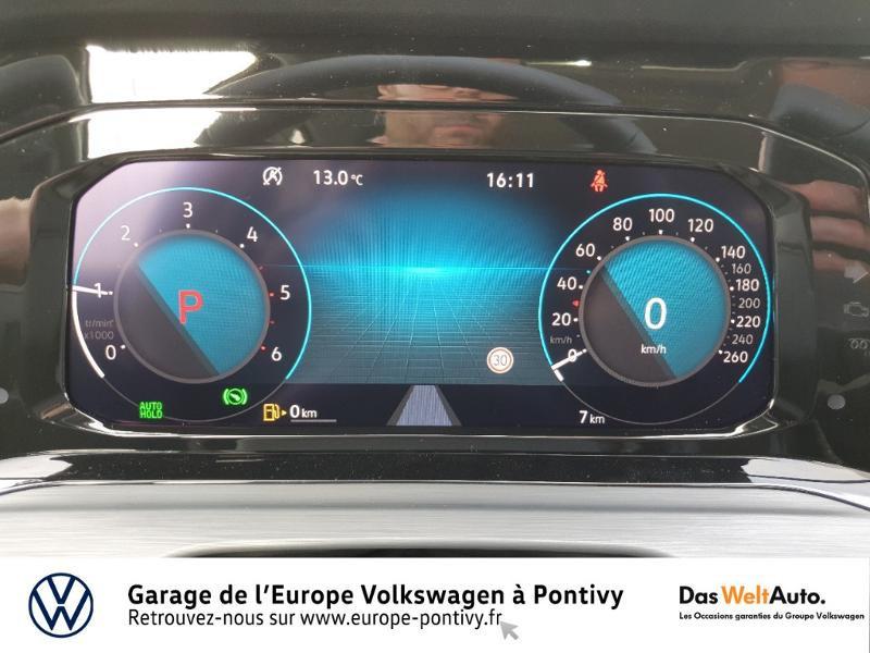 Photo 9 de l'offre de VOLKSWAGEN Golf 2.0 TDI SCR 150ch Style 1st DSG7 à 35755€ chez Garage de L'Europe - Volkswagen Pontivy