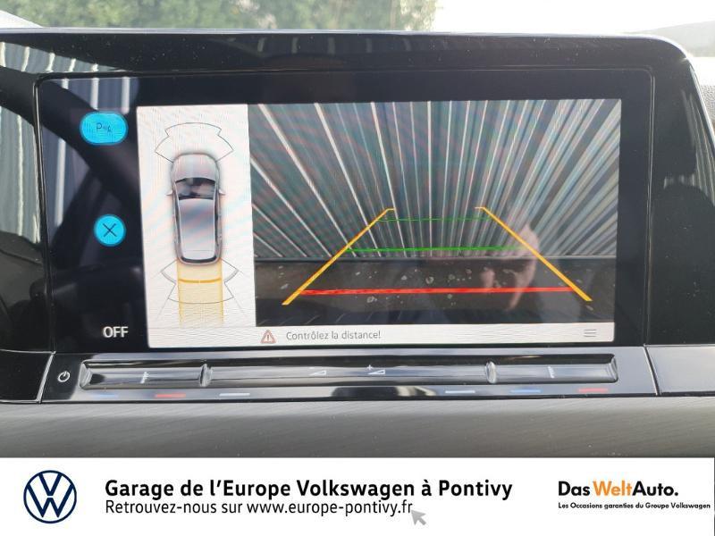 Photo 17 de l'offre de VOLKSWAGEN Golf 2.0 TDI SCR 150ch Style 1st DSG7 à 35755€ chez Garage de L'Europe - Volkswagen Pontivy
