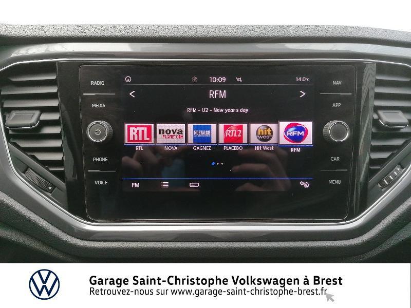 Photo 8 de l'offre de VOLKSWAGEN T-Roc 2.0 TDI 150ch IQ.Drive DSG7 Euro6d-T à 27990€ chez Garage Saint Christophe - Volkswagen Brest