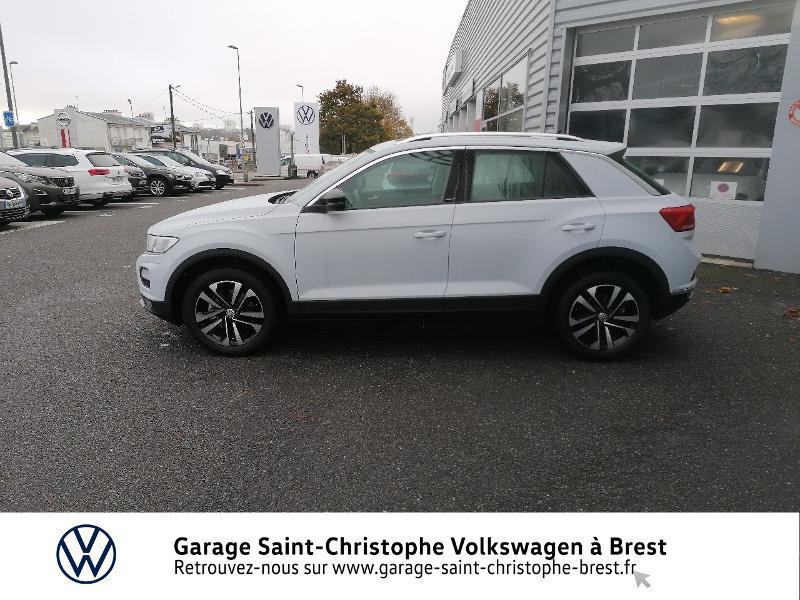 Photo 2 de l'offre de VOLKSWAGEN T-Roc 2.0 TDI 150ch IQ.Drive DSG7 Euro6d-T à 27990€ chez Garage Saint Christophe - Volkswagen Brest