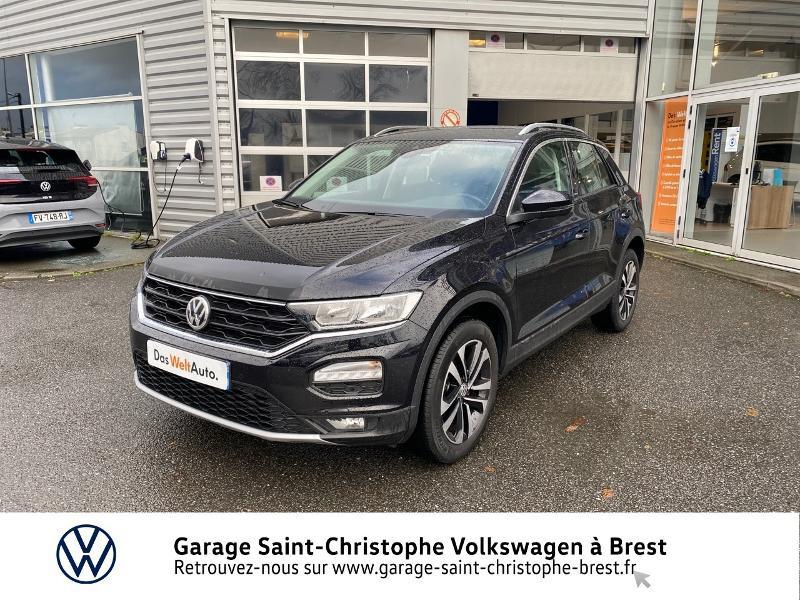 Photo 18 de l'offre de VOLKSWAGEN T-Roc 1.5 TSI EVO 150ch United DSG7 S&S à 26990€ chez Garage Saint Christophe - Volkswagen Brest