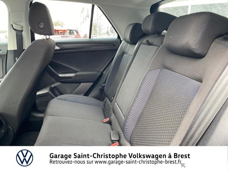 Photo 11 de l'offre de VOLKSWAGEN T-Roc 1.5 TSI EVO 150ch United DSG7 S&S à 26990€ chez Garage Saint Christophe - Volkswagen Brest