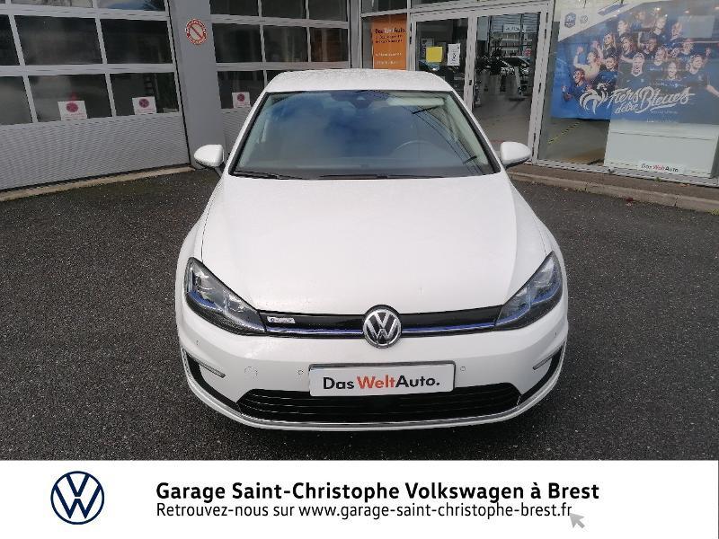 Photo 5 de l'offre de VOLKSWAGEN e-Golf 136ch 4cv à 20990€ chez Garage Saint Christophe - Volkswagen Brest