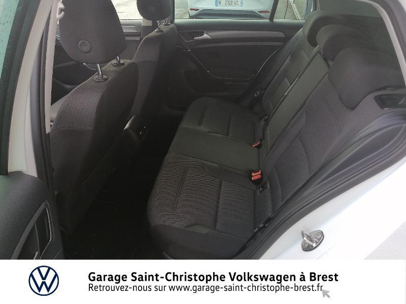 Photo 11 de l'offre de VOLKSWAGEN e-Golf 136ch 4cv à 20990€ chez Garage Saint Christophe - Volkswagen Brest